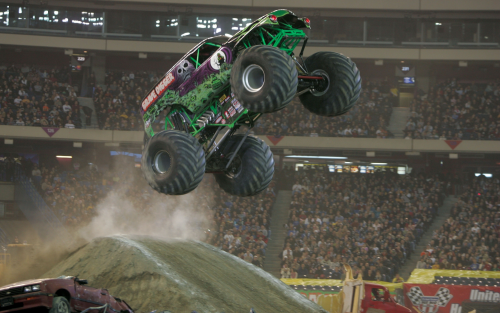 American Motor Show Calendario.Monster Trucks Albal American Motor Expectacul